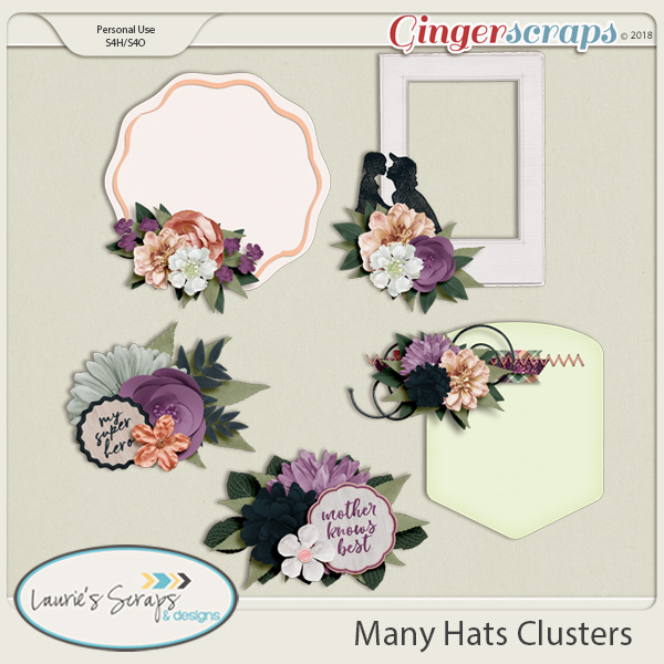 Many Hats Clusters