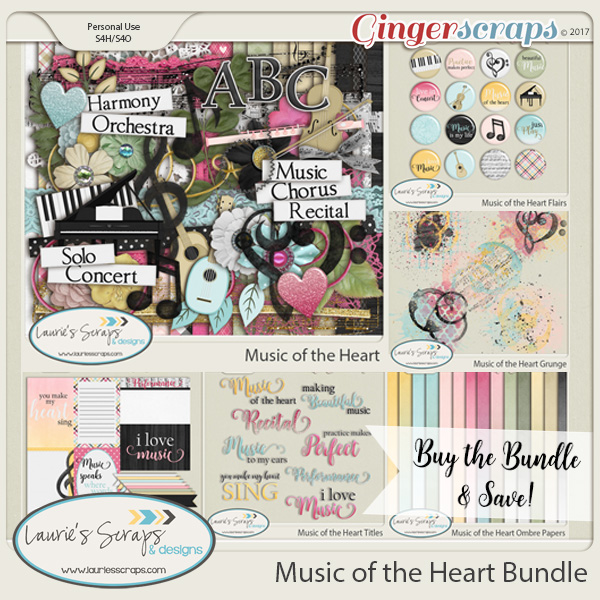 Music of the Heart Bundle