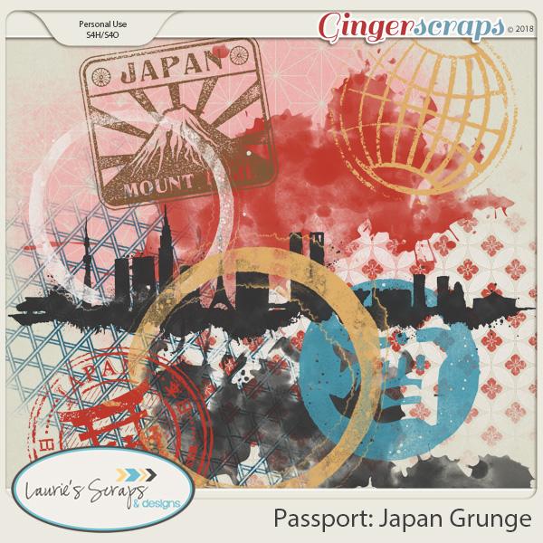 Passport: Japan Grunge