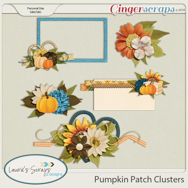 Pumpkin Patch Clusters
