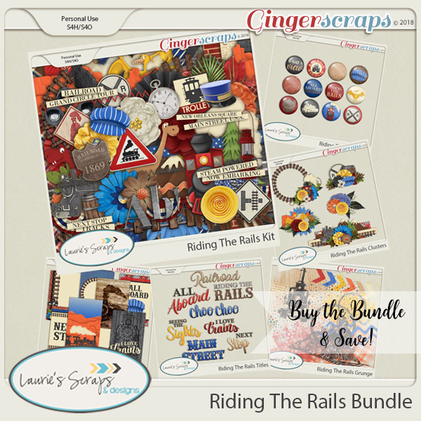 Riding The Rails Bundle