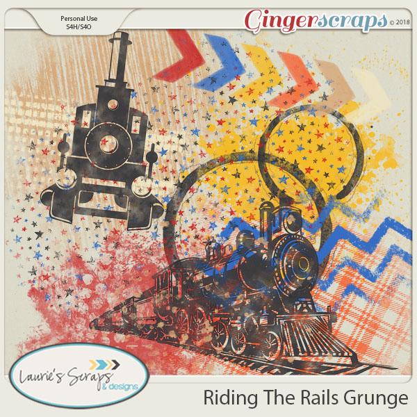 Riding The Rails Grunge