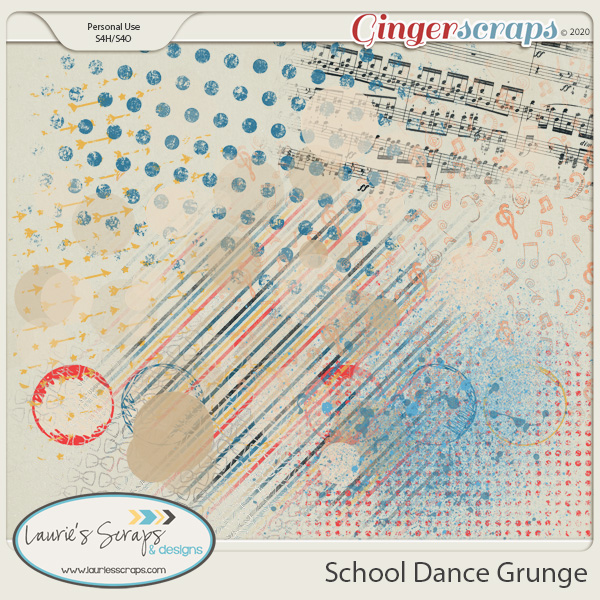 School Dance Grunge
