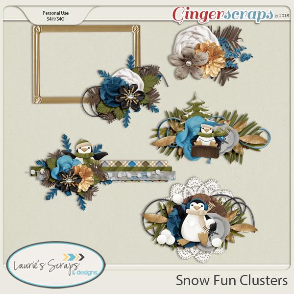Snow Fun Clusters