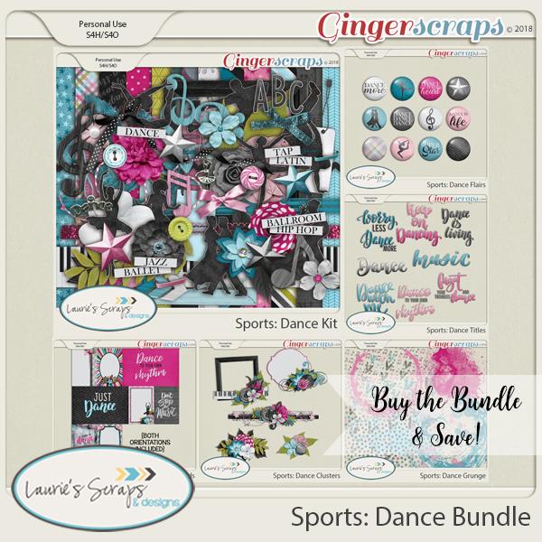 Sports: Dance Bundle
