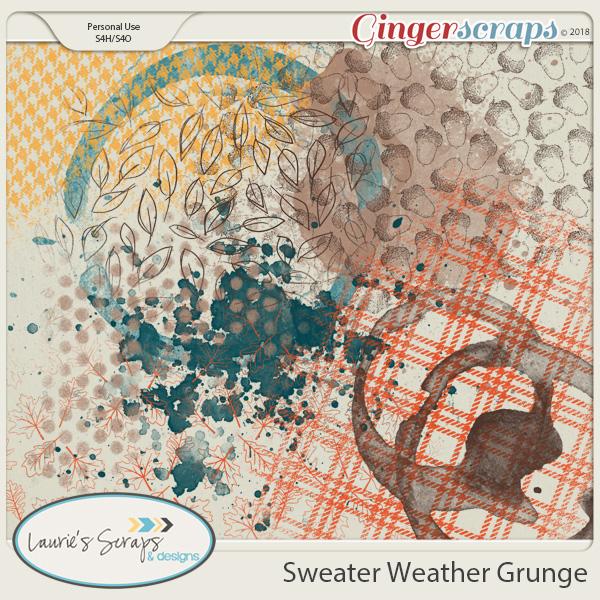 Sweater Weather Grunge