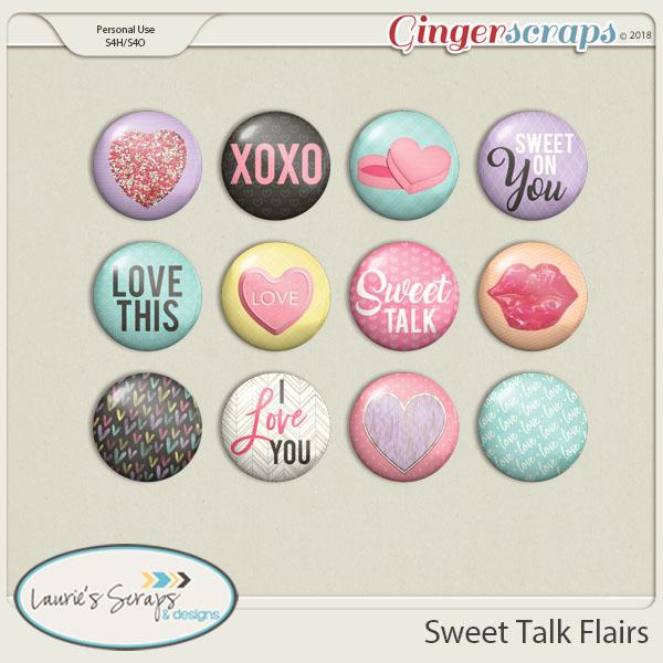 Sweet Talk Flairs