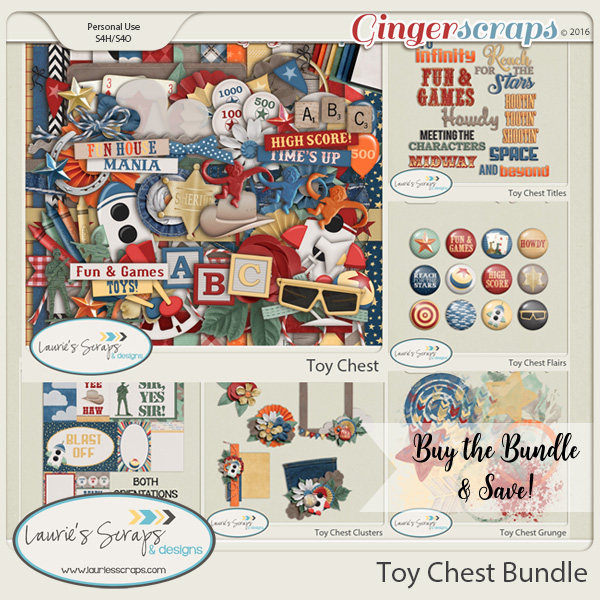 Toy Chest Bundle