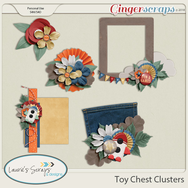 Toy Chest Clusters