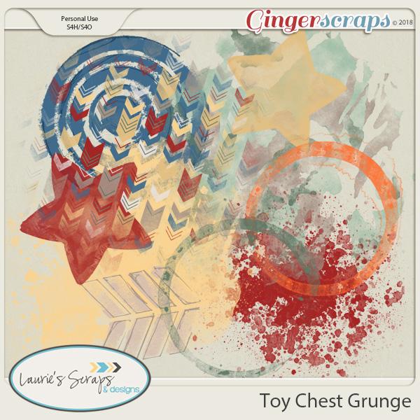 Toy Chest Grunge