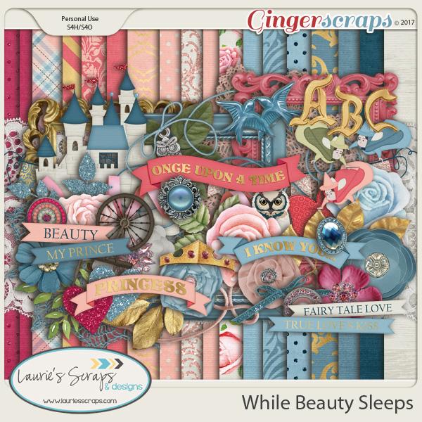 While Beauty Sleeps