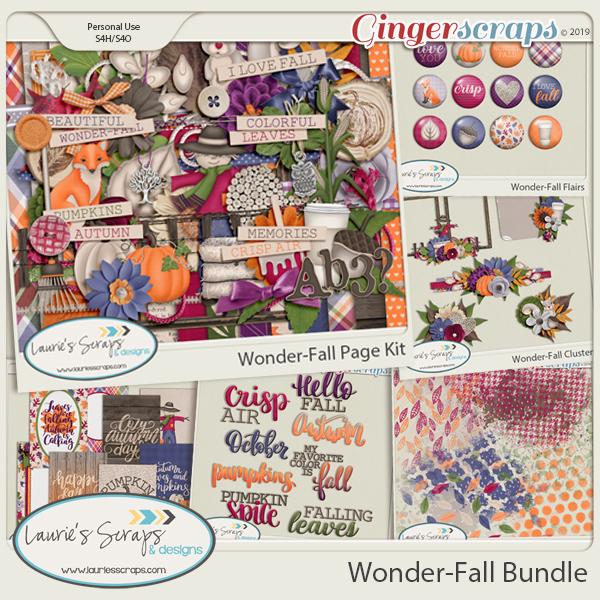 Wonder-Fall Bundle