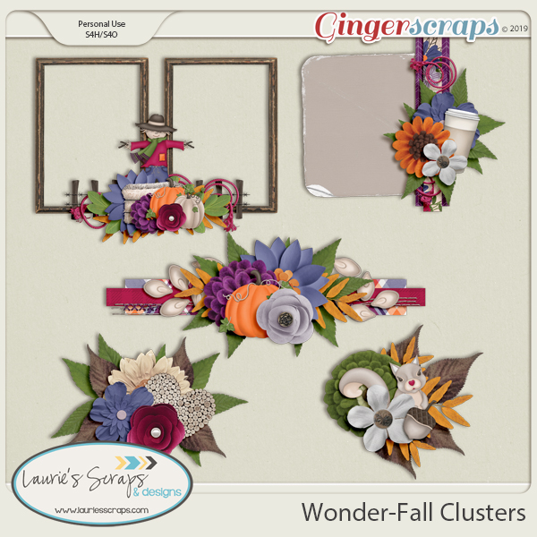 Wonder-Fall Clusters