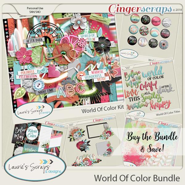 World of Color Bundle