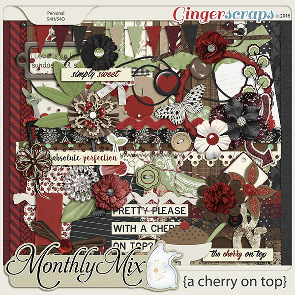 Monthly Mix: A Cherry On Top