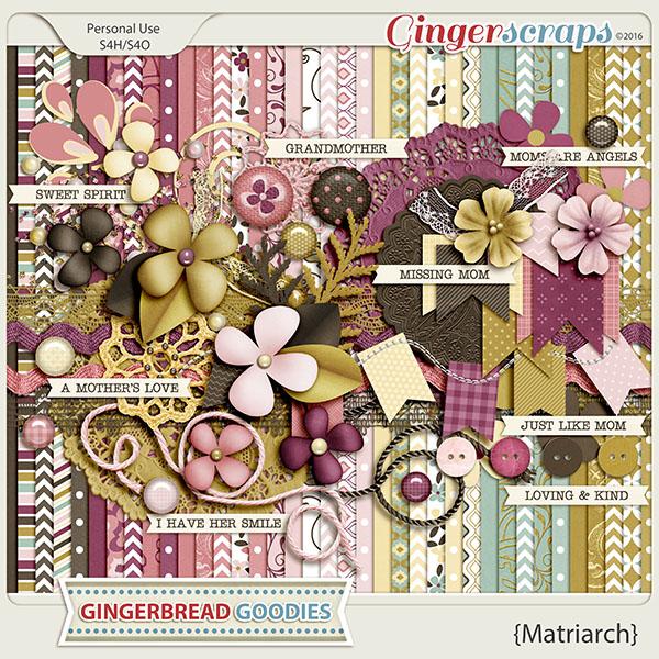 GingerBread Ladies: Matriarch