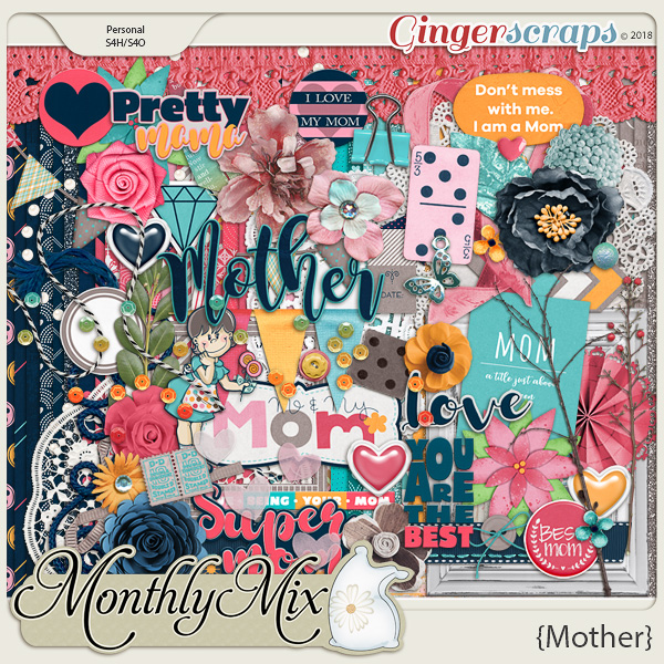 GingerBread Ladies Monthly Mix: Mother