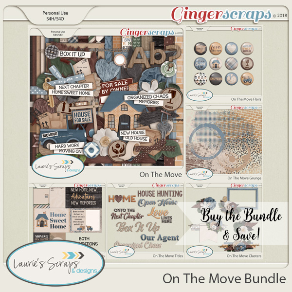 On The Move Bundle