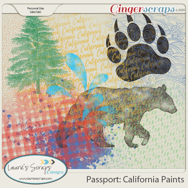 Passport: California Paints
