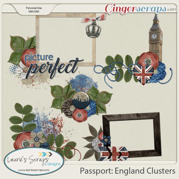 Passport: England Clusters