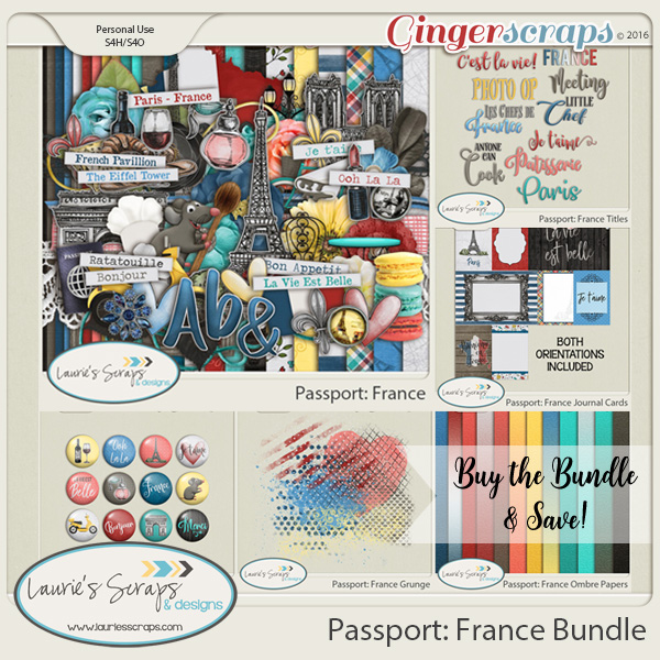 Passport: France Bundle