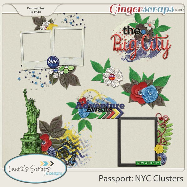 Passport: NYC Clusters