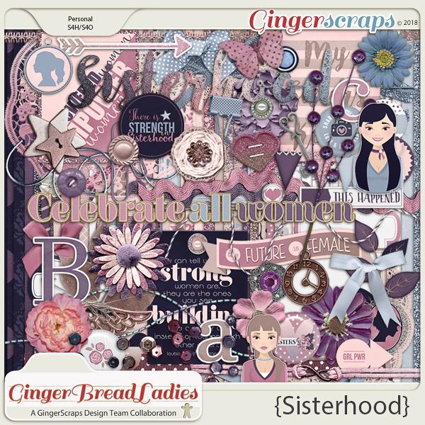 GingerBread Ladies Collab: Sisterhood