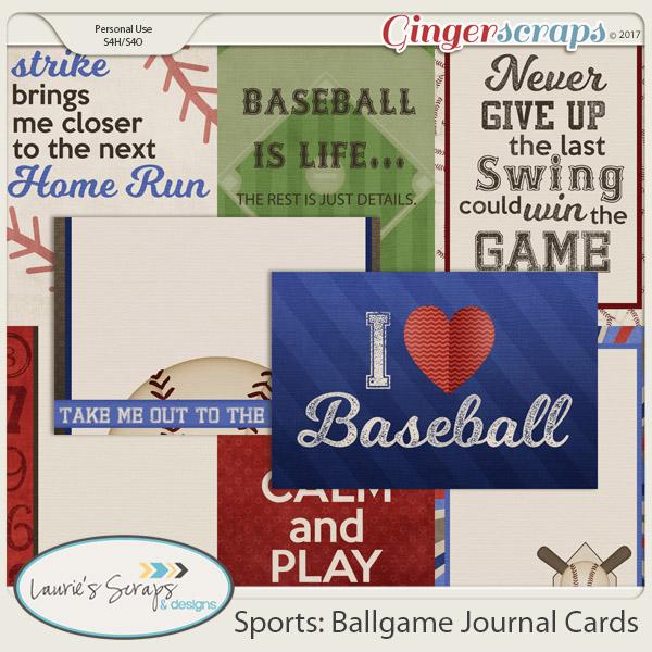 Sports: Ballgame Cards