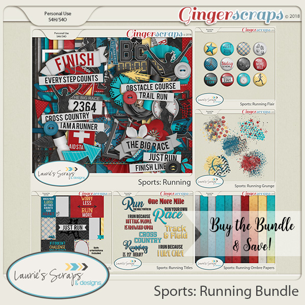 Sports: Running Bundle