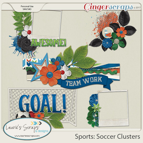 Sports: Soccer Clusters