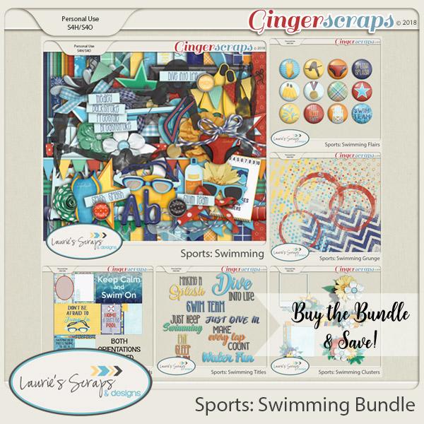Sports: Swimming Bundle