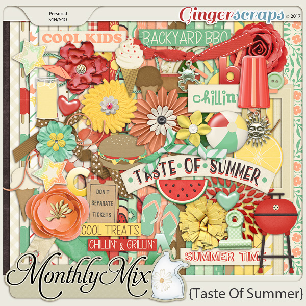 Monthly Mix: Taste Of Summer