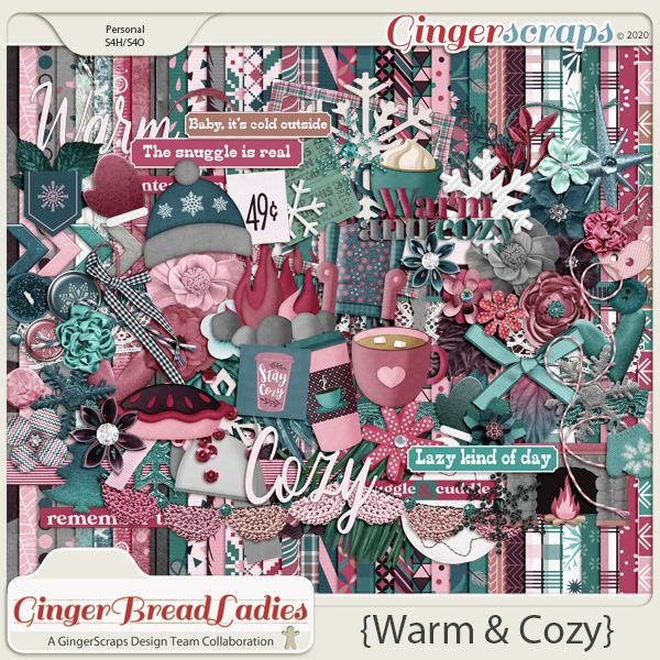 GingerBread Ladies Collab: Warm & Cozy