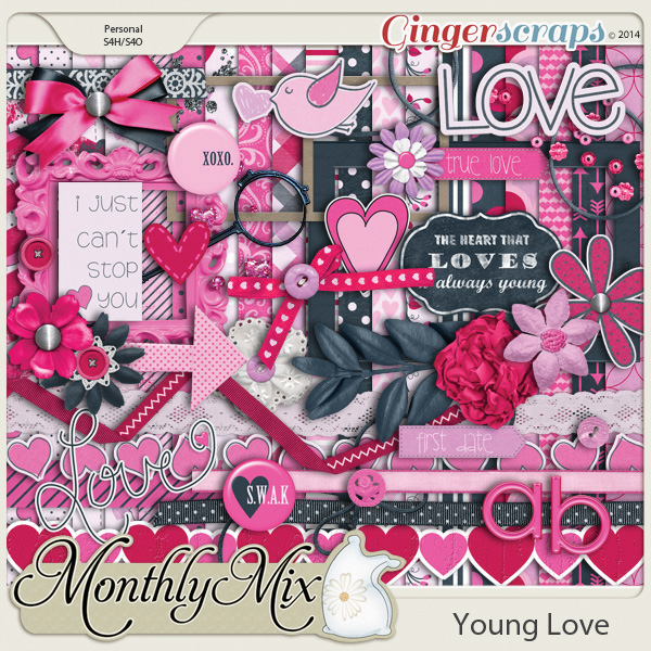 Monthly Mix: Young Love