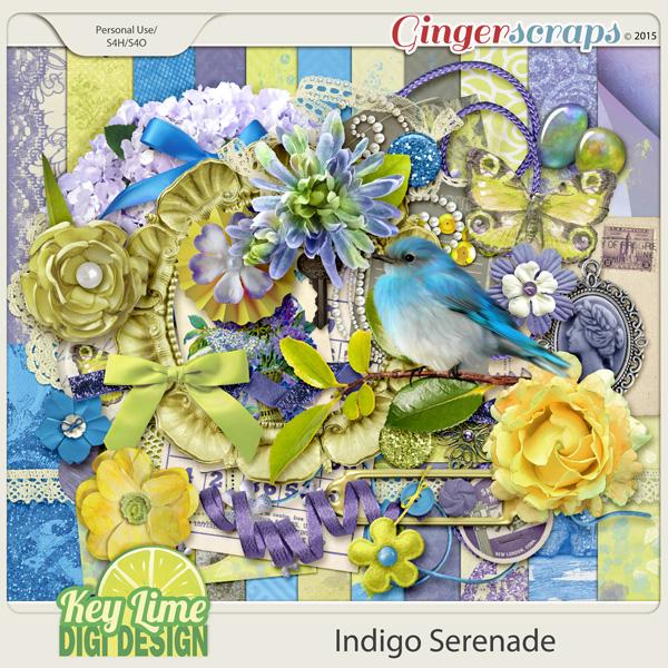 Indigo Serenade