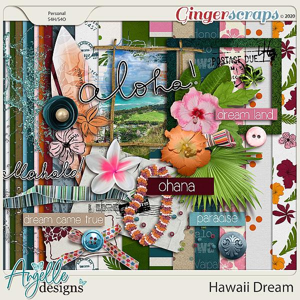 Hawaii Dream by Angelle Designs