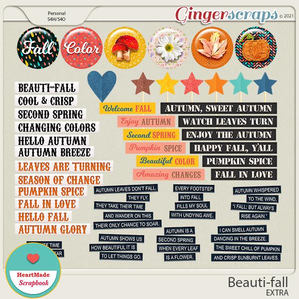 Beauti-fall extra