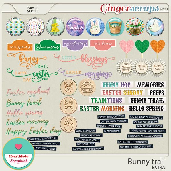 Bunny trail - extra
