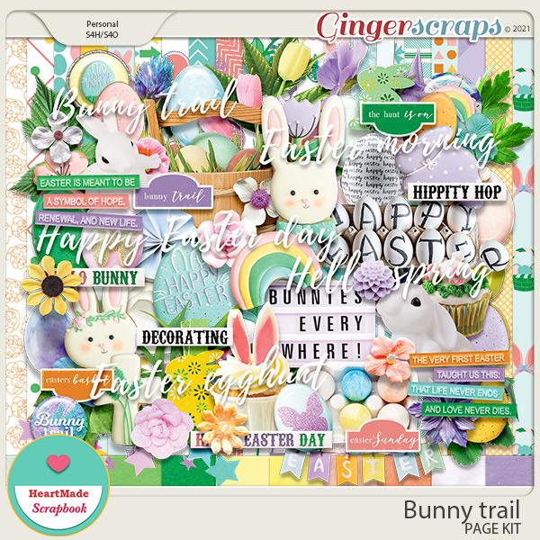 Bunny trail - kit