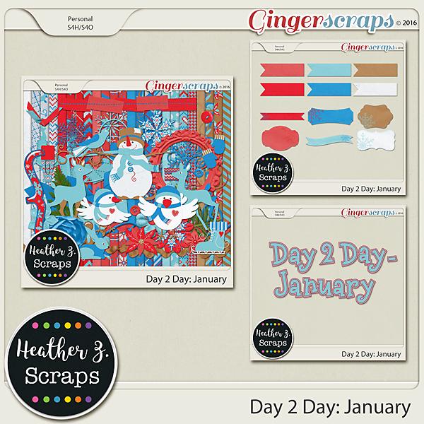 Day 2 Day: January {Bundle}