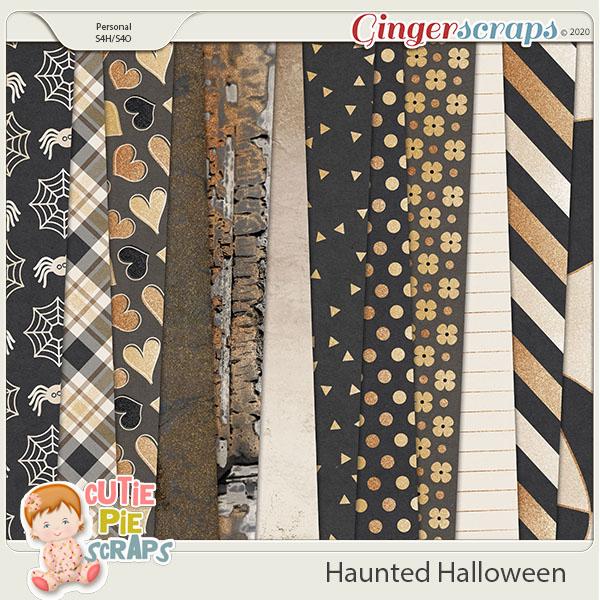 Haunted Halloween Papers