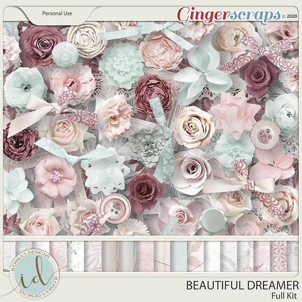 Beautiful Dreamer Full Kit by Ilonka's Designs