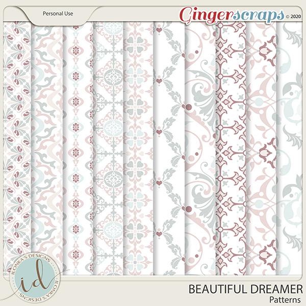 Beautiful Dreamer Patterns by Ilonka's Designs