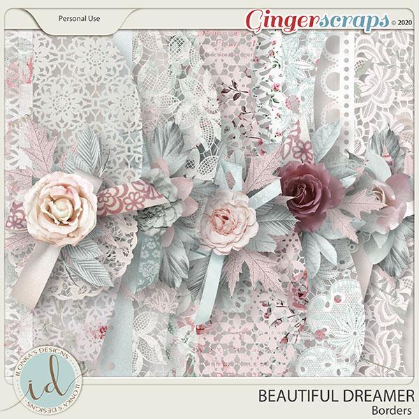 Beautiful Dreamer Borders by Ilonka's Designs