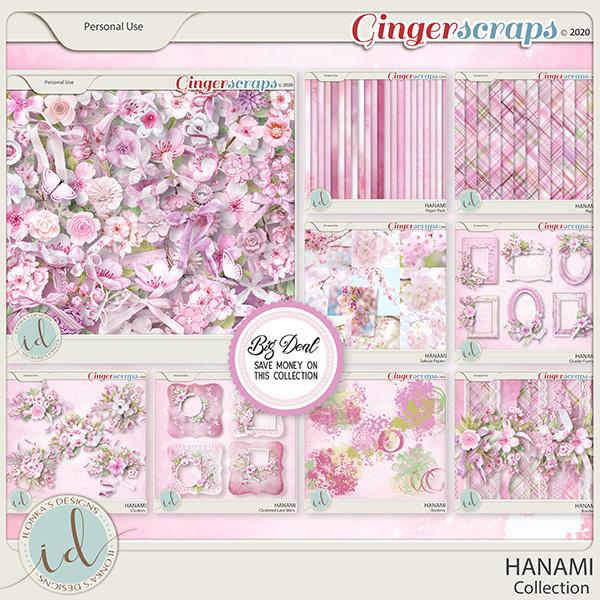 Hanami Collection by Ilonka's Designs