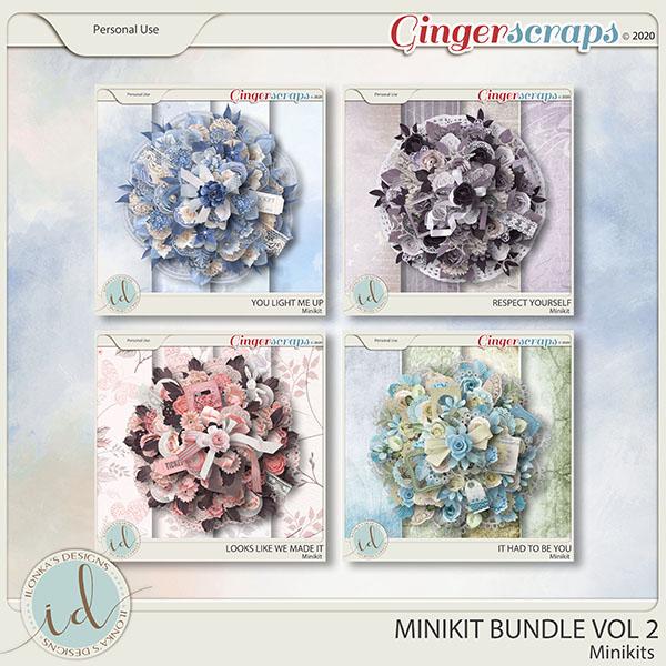 Minikit Bundle Vol 2 by Ilonka's Designs
