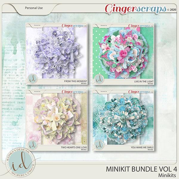 Minikit Bundle Vol 4 by Ilonka's Designs
