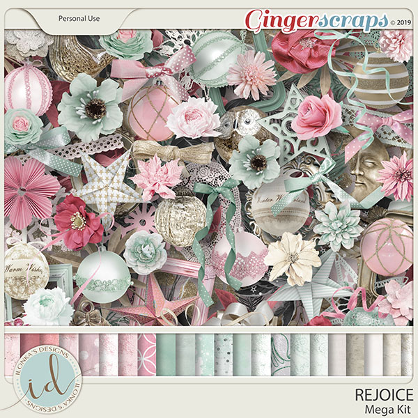 Rejoice Mega Kit by Ilonka's Designs