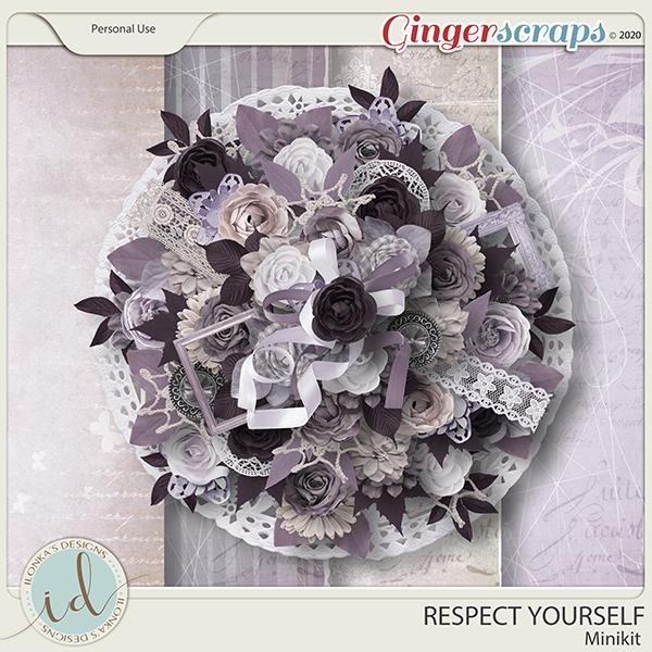 Respect Yourself Minikit by Ilonka's Designs