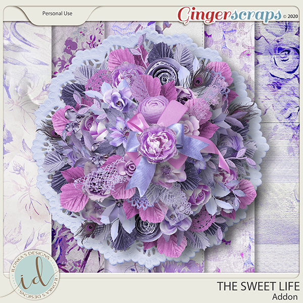 The Sweet Life Addon by Ilonka's Designs